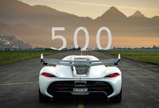 Koenigsegg Mission 500 jaagt op record Bugatti Chiron Super Sport 300+