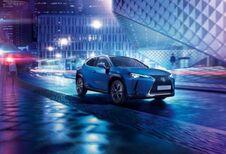 Lexus UX 300e : plus de 300 km d'autonomie