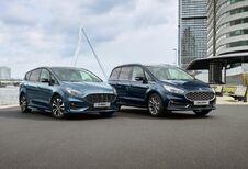 Ford S-Max en Galaxy worden hybride