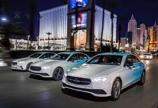 Mercedes E-Klasse facelift laat zich al zien