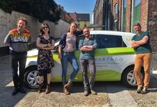 Partago: elektrisch coöperatief autodelen komt naar Antwerpen