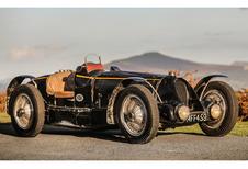 Deze Bugatti van Koning Leopold III wordt binnenkort geveild
