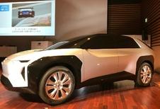 Subaru a présenté son plan électrique