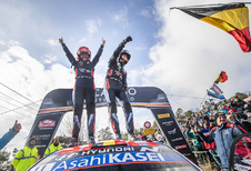 Magistrale Thierry Neuville wint eindelijk rally van Monte Carlo
