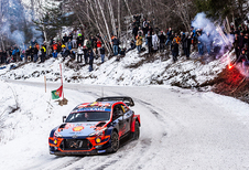 Overwinning Thierry Neuville in legendarische Monte Carlo, de video!