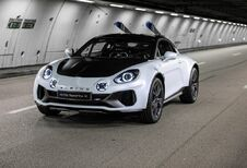 Alpine A110 Sports X : gènes de rallye-man