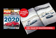 Nieuwe AutoWereld viert de sterren van 2020