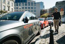 Poppy haalt de 500 auto's en kiest voor CNG