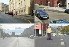 Un artiste trompe la navigation en temps réel de Google Maps