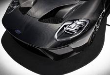 Ford GT : un peu plus puissante et plus légère