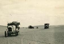 Traversée du Sahara en Citroën électriques