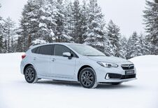 Subaru Impreza nu ook als hybride e-Boxer
