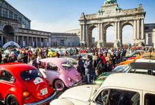 Love Bugs Parade ce dimanche : des Coccinelles à Bruxelles