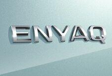 De elektrische SUV van Skoda zal Enyaq heten