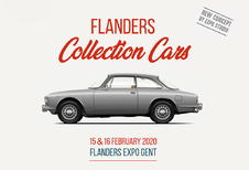 Weekendtip: Flanders Collection Cars in Gent 15-16/02/20