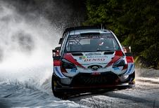 Evans wint Rally van Zweden, Neuville slechts zesde