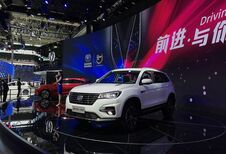 Coronavirus bedreigt de Beijing Auto Show
