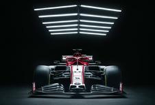 F1 2020: Alfa Romeo C39 heeft honger