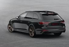 Audi RS4 Avant als gelimiteerde Bronze Edition