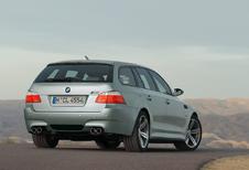 BMW jaloers op RS6 Avant, denkt opnieuw aan M5 Touring