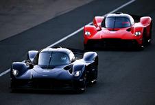 Aston Martin doet toch niet mee aan Le Mans!