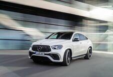 Mercedes-AMG GLE 63 et 63 S Coupé : microhybridés