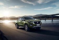 Peugeot Landtrek : pick-up pour 6