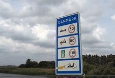 Snelheid: Denemarken verhoogt de limieten