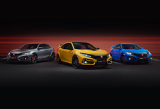 Honda toont Civic Type R Sport Line en extreme Limited Edition