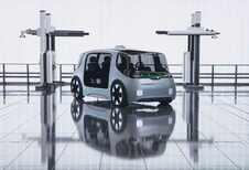 Vector: het autonome project van Jaguar Land Rover