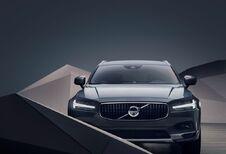 Volvo S90 et V90 : facelift et microhybridation