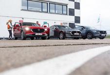 Mazda X-Perience - Lezerswedstrijd
