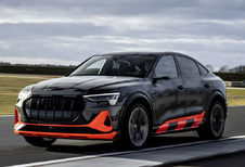 Audi E-Tron Sportback S: met drie elektromotoren