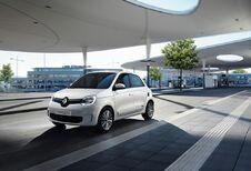 Renault Twingo: de elektrische versie