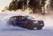 Volkswagen Touareg R vertrouwt op plug-in-power
