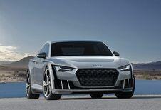 Périlleuse transition – Audi