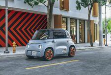 Citroën Ami : électrique sans permis