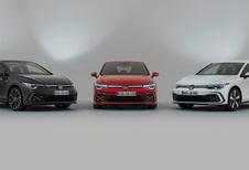 Volkswagen onthult Golf GTD, GTE en GTI