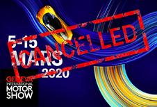 BREAKING - Le salon de Genève est annulé #1