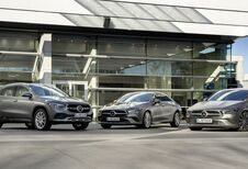 Mercedes CLA en GLA nu ook als plug-inhybride 250e