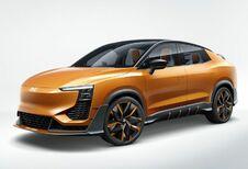 Aiways U6 Ion Concept: elektrische SUV ook voor Europa