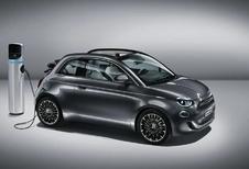 Nieuwe elektrische Fiat 500: eigen platform en 320 km autonomie