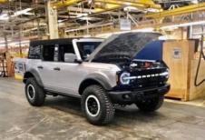 Ford Bronco & Bronco Sport : la fuite