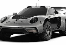 Gemballa Avalanche 4x4: nog een off-road 911