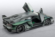Lamborghini Aventador SVJ wordt nog snellere Cabrera