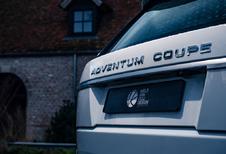 Range Rover Coupé maakt comeback als Adventum