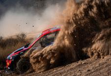 Mechanisch probleem stopt Thierry Neuville in Rally Mexico #1