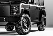 E-Chassis van Bollinger opent de deur naar elektrische Defender