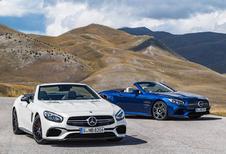 Volgende Mercedes SL wordt ontwikkeld door AMG