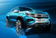 Volkswagen Amarok en Ford Ranger worden tweelingbroers